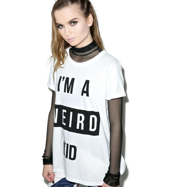 Mink Pink The Weird One Tee