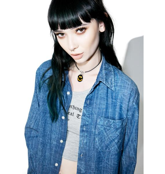 Jac Vanek Chill Chambray Shirt