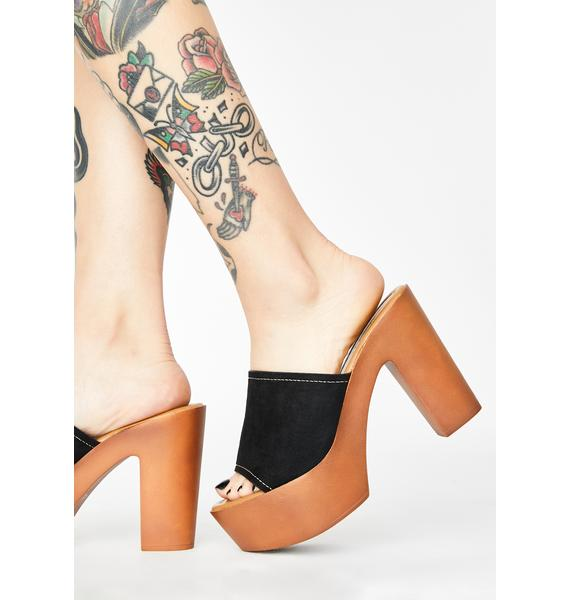 Hippie At Heart Mule Heels