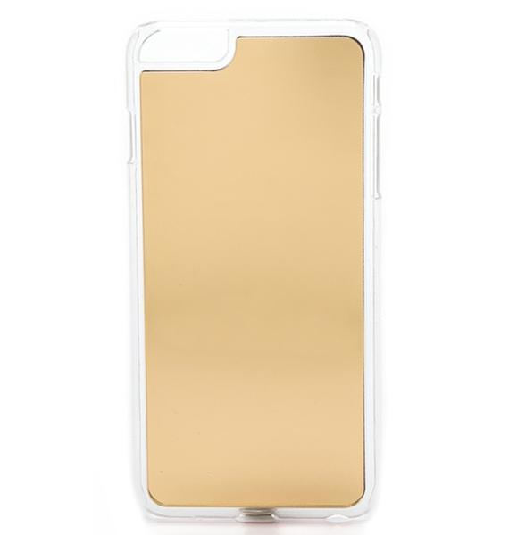 Zero Gravity Gold Mirror iPhone Case