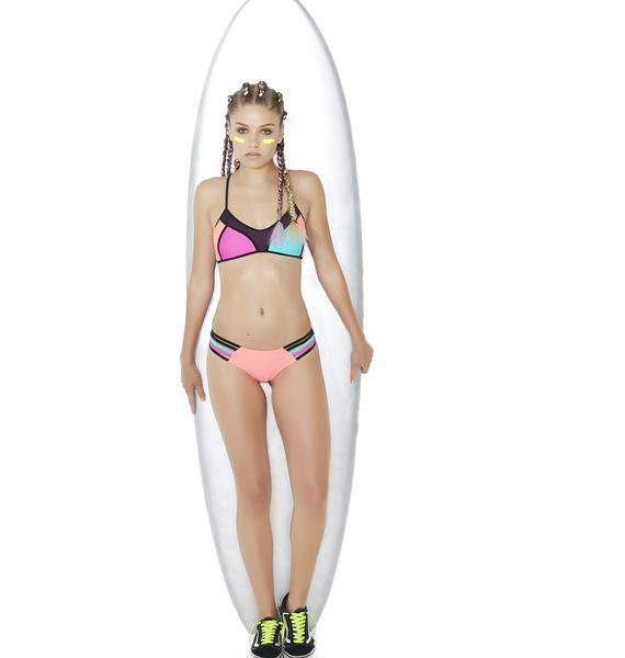 Body Glove Alani Bikini Top