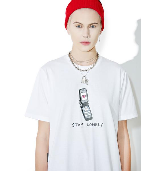 This Is A Love Song Stay Lonely Long Tee
