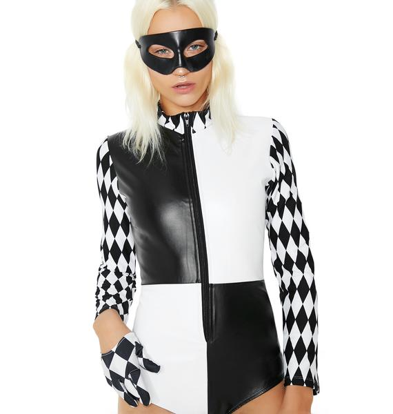 Trickster Temptress Costume Set