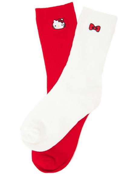 Hello Kitty Sock Pack #1