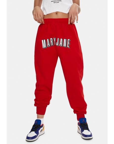 MaryJane Jogger Sweatpants