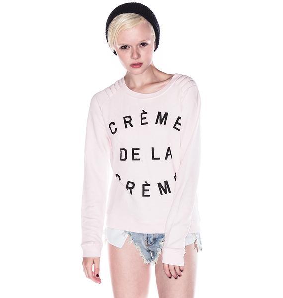 Zoe Karssen Creme De La Creme Sweater