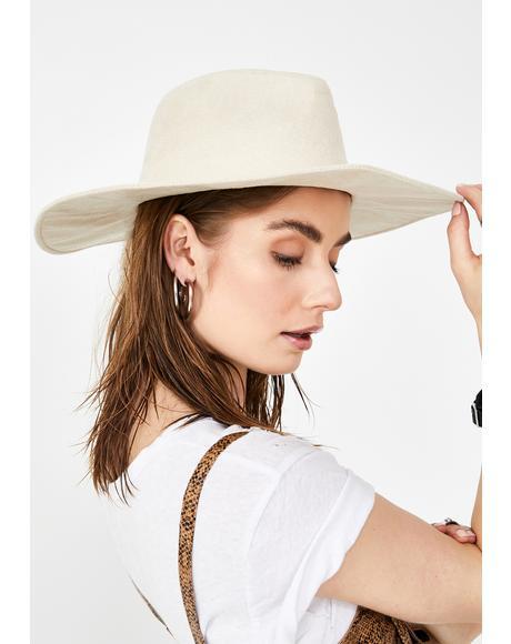 Sunrise Sweetheart Wide Brim Hat