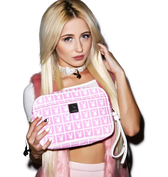 Joyrich X Playboy Panel Purse