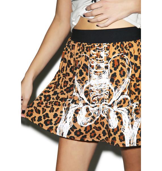 Iron Fist Catnip Skirt
