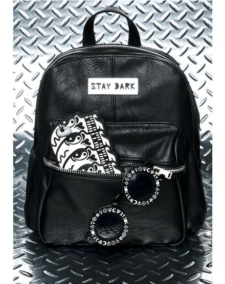 Stay Dark Backpack