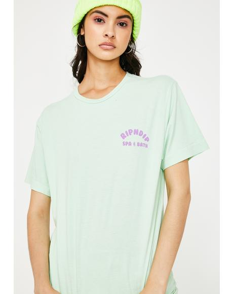 Spa Day Graphic Tee