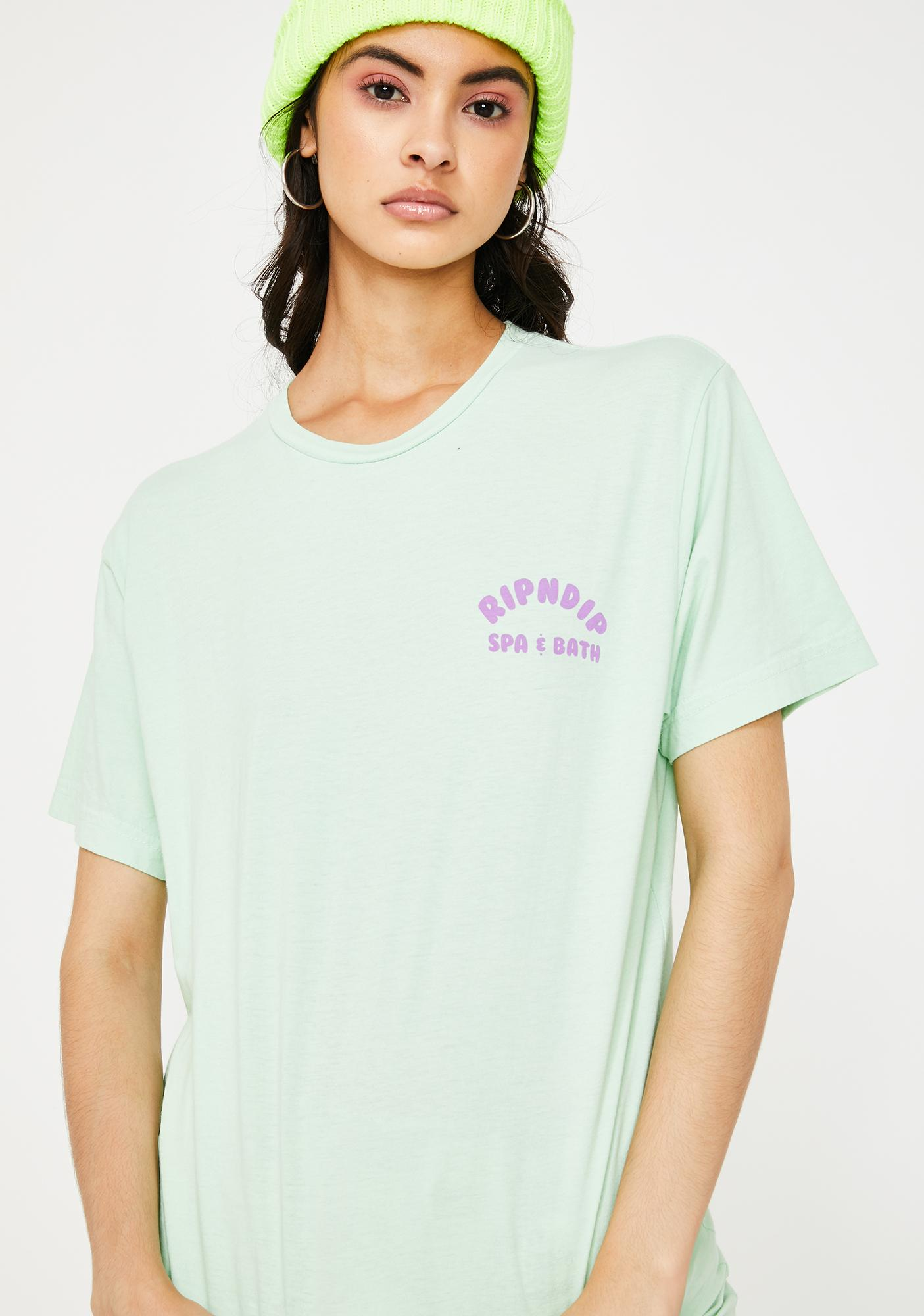 RIPNDIP Spa Day Graphic Tee