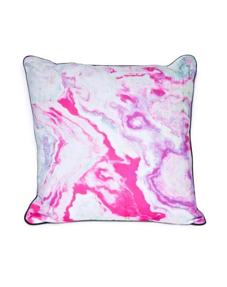 Swirl Around Pillow