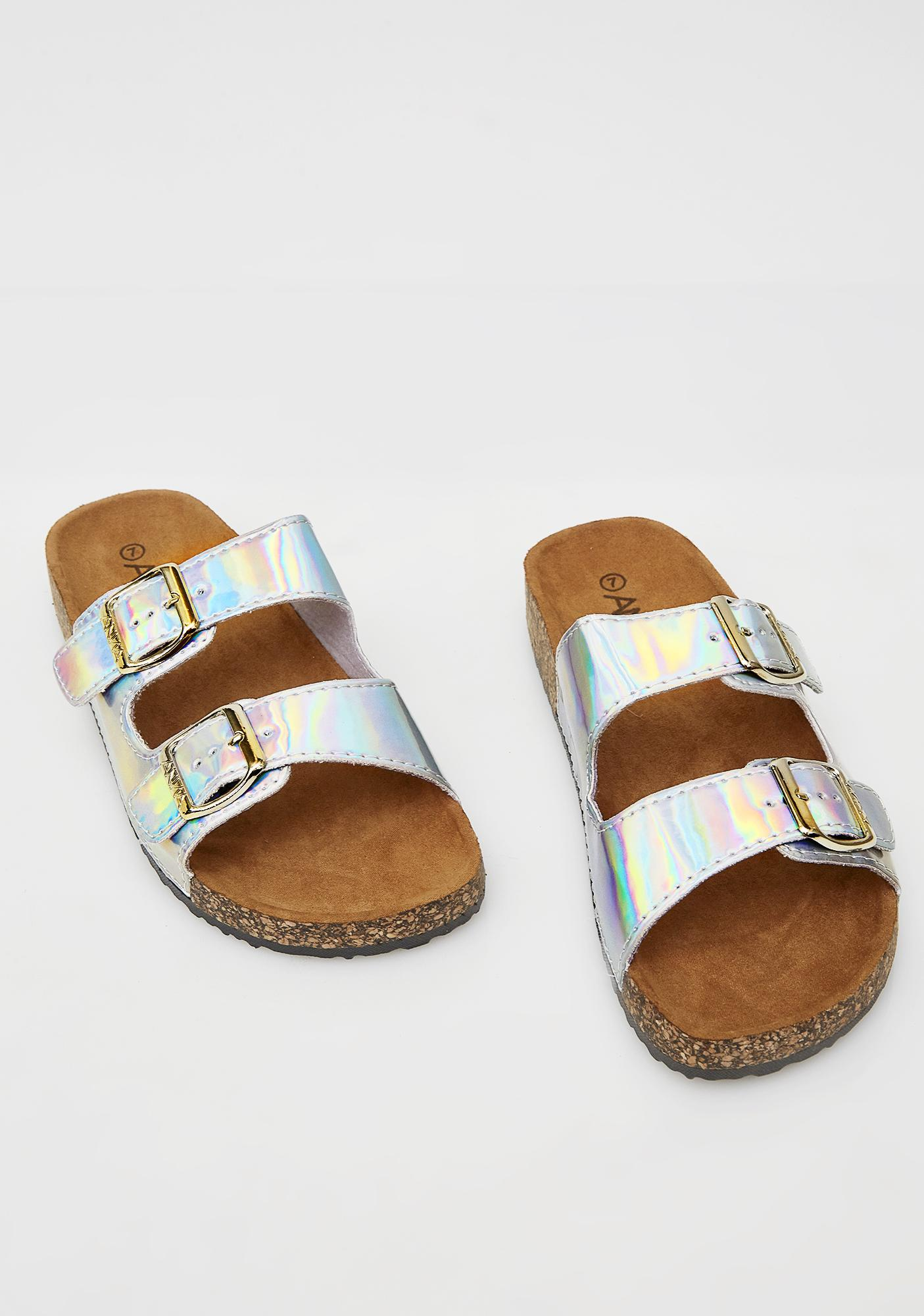 On Another Level Hologram Slides
