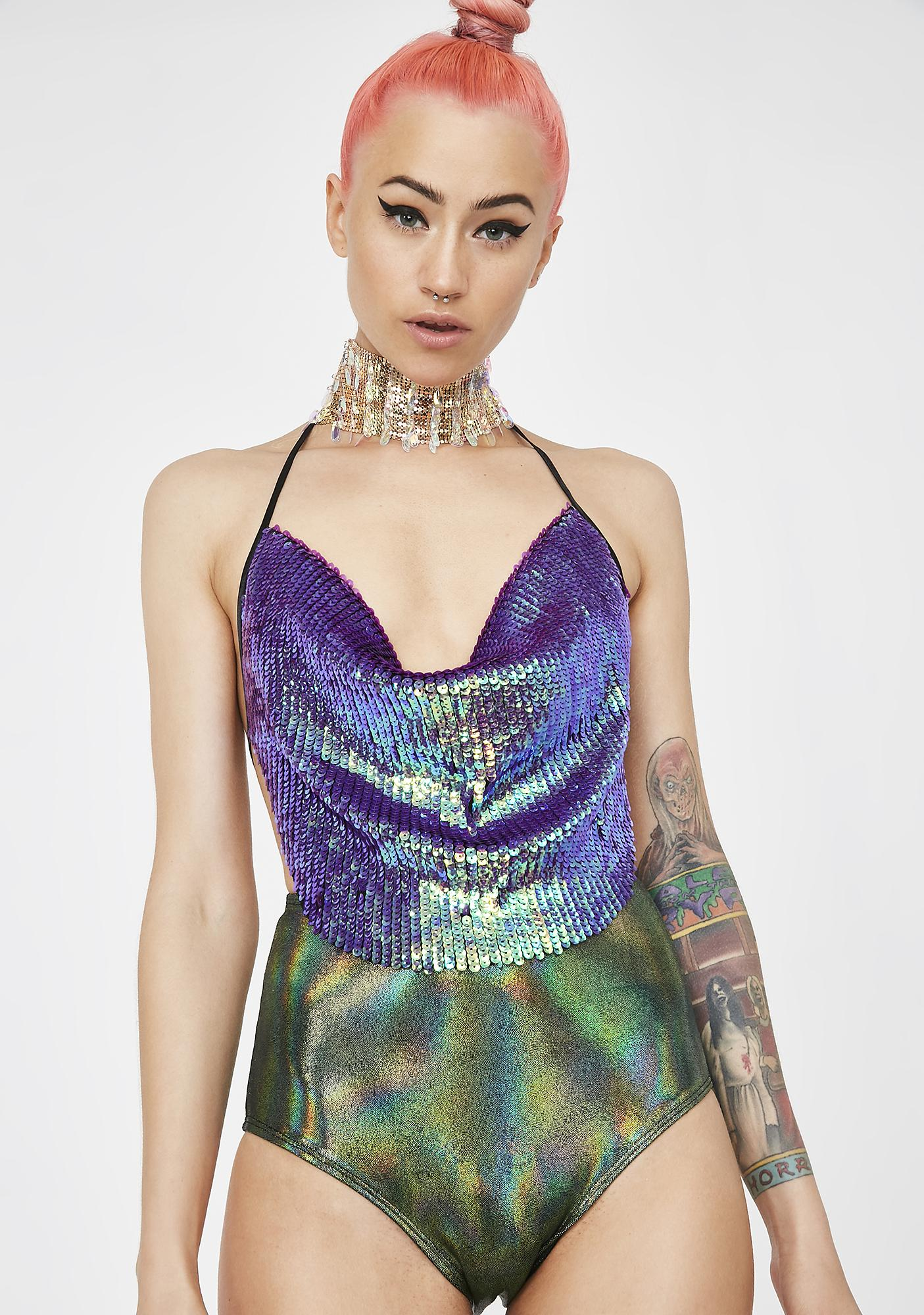 Magical Wonderland Cosmo Top