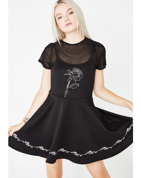 Futile Grunge Dress