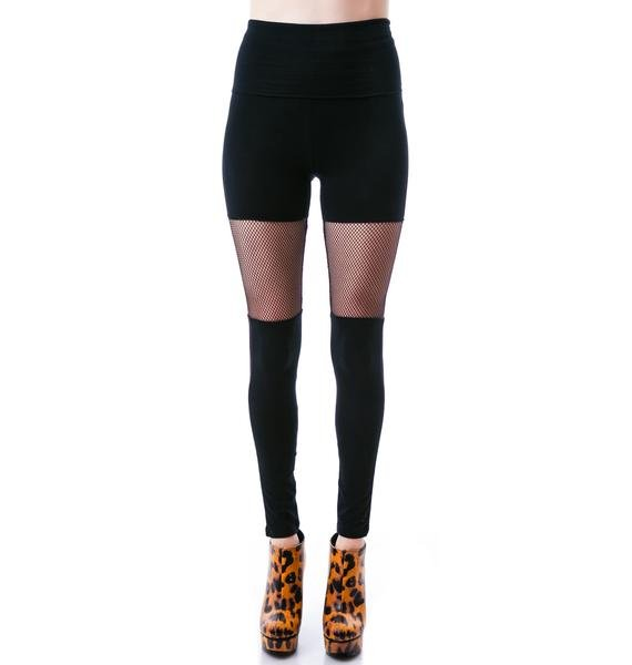 HLZBLZ x Belle of the Brawl Wooble Wooble Leggings