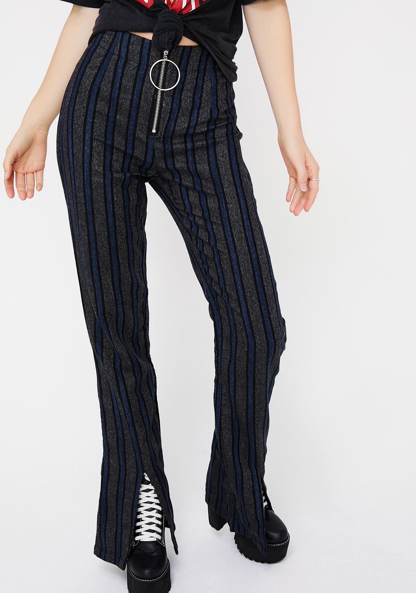Get Down Stripe Pants