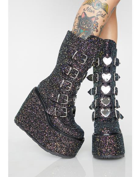 Luna Lovesick Trinity Boots