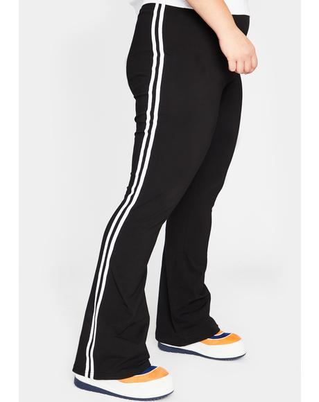 Bangin' Field Day Stripe Sweatpants
