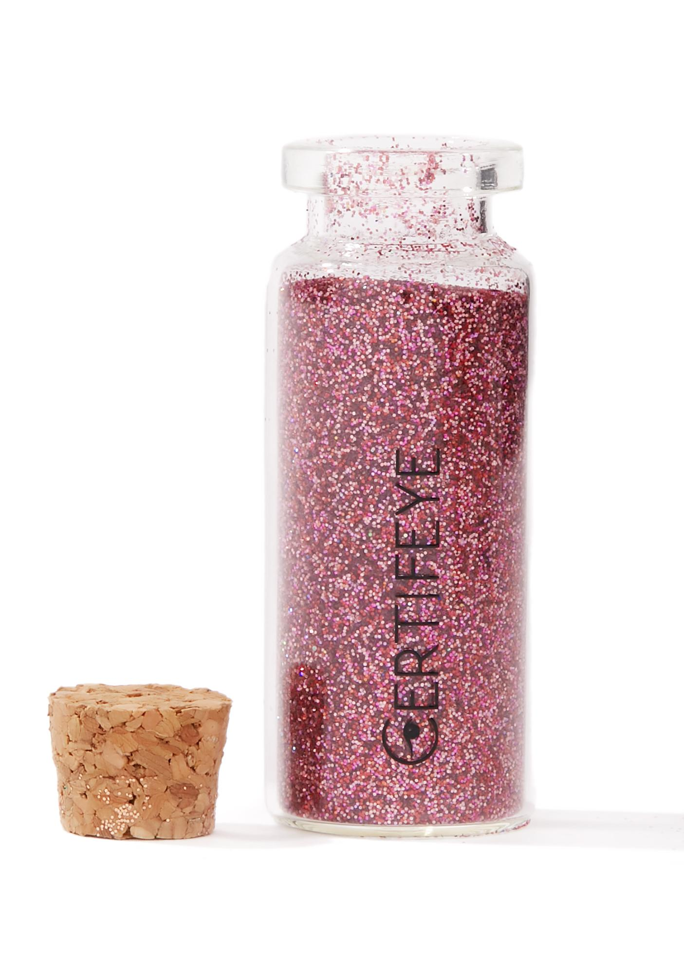 Certifeye Crush Full Glitter Bottle