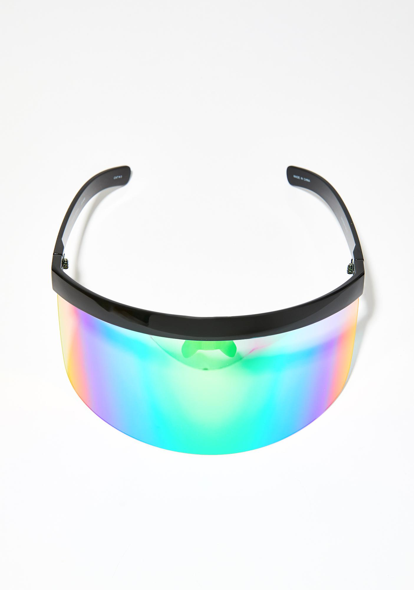 Nuclear High Latitude Shield Visor