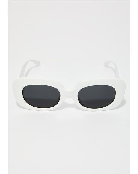 Ice The Velvet Mirror Sunglasses
