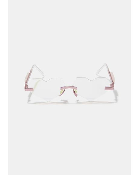 Be Heart Mini Speqz Glasses
