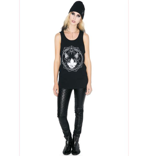 Chaos Cat Tank Top