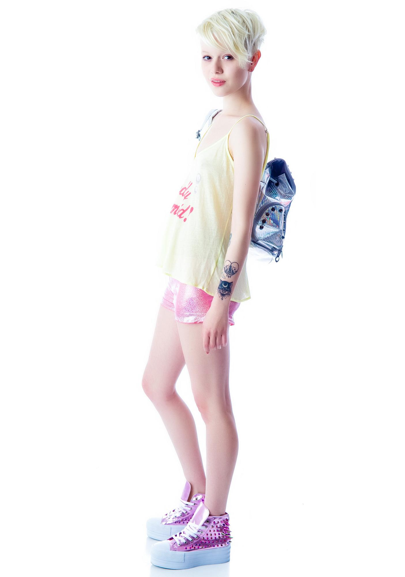Wildfox Couture Mermaid Paradise Cami