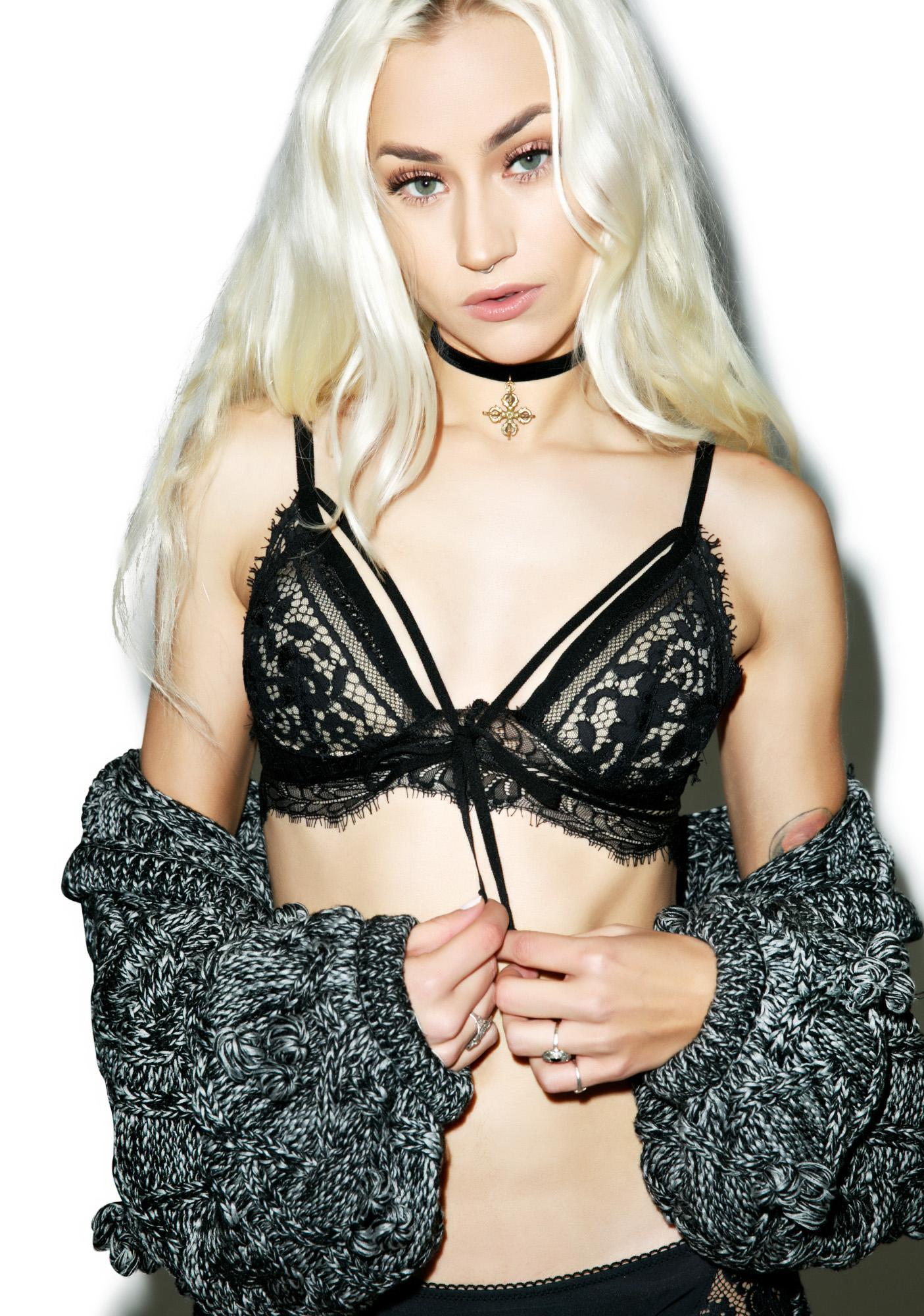 For Love & Lemons Alexa Bralette