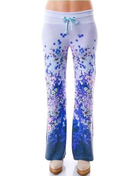 Electric Kimino Baggy Beach Pants