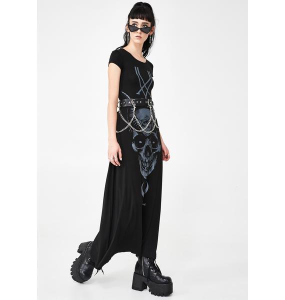 Killstar Mooncult Maxi Dress