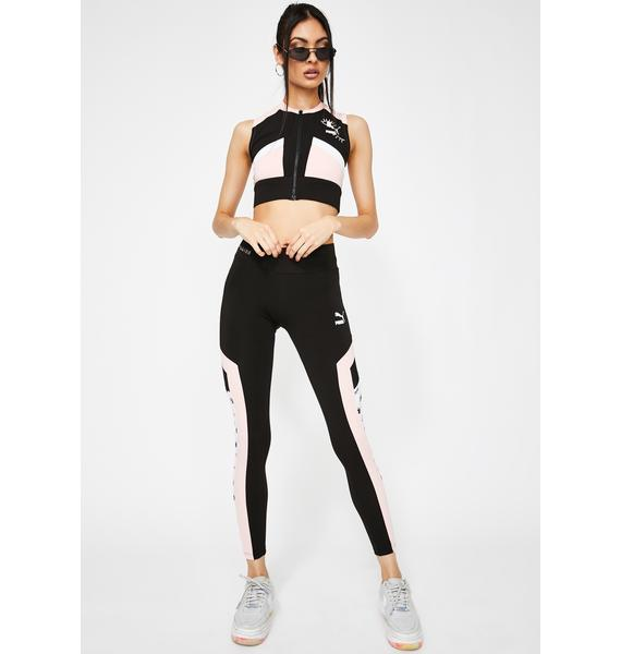 PUMA x Maybelline Crop Top