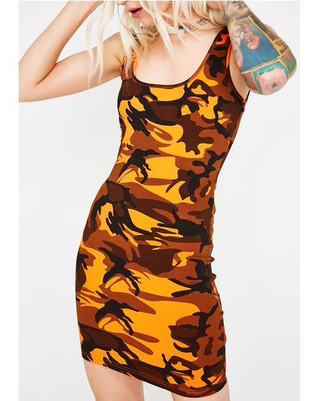Kill Streak Mini Dress