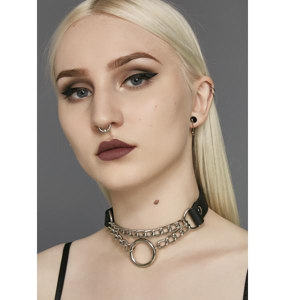 Chained Reaction O-Ring Choker