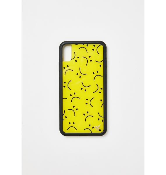 Wildflower Sadurday iPhone Case
