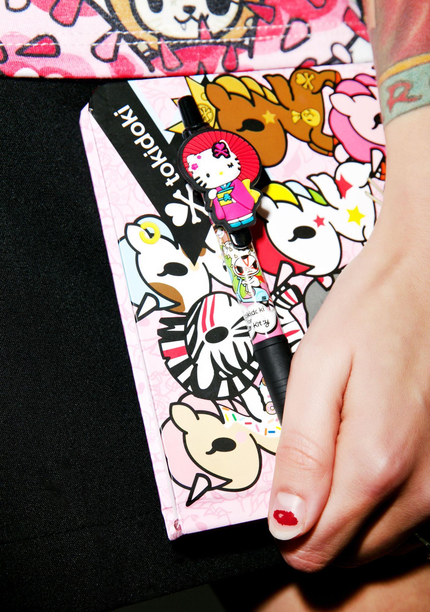Tokidoki x Hello Kitty Kimono Pen