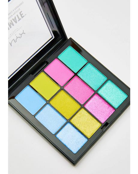 Electric Ultimate Shadow Palette