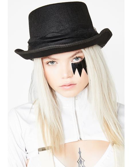 Heart Of Darkness Top Hat