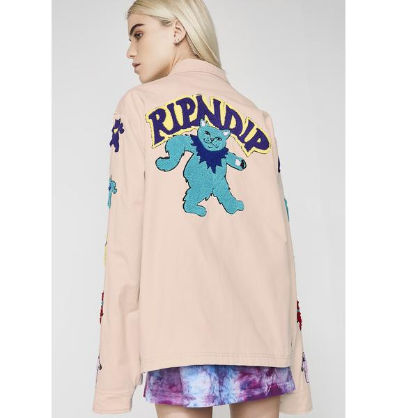 RIPNDIP Dancing Nerm Cotton Jacket