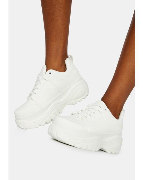 Soar High Platform Sneakers