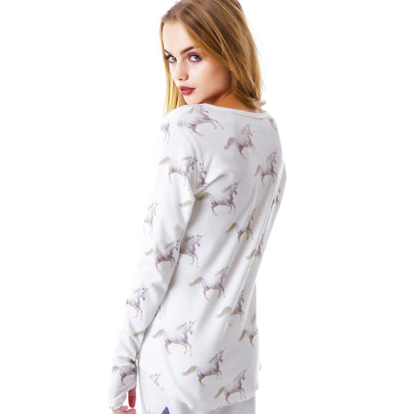 All Things Fabulous Running Unicorns Thermal
