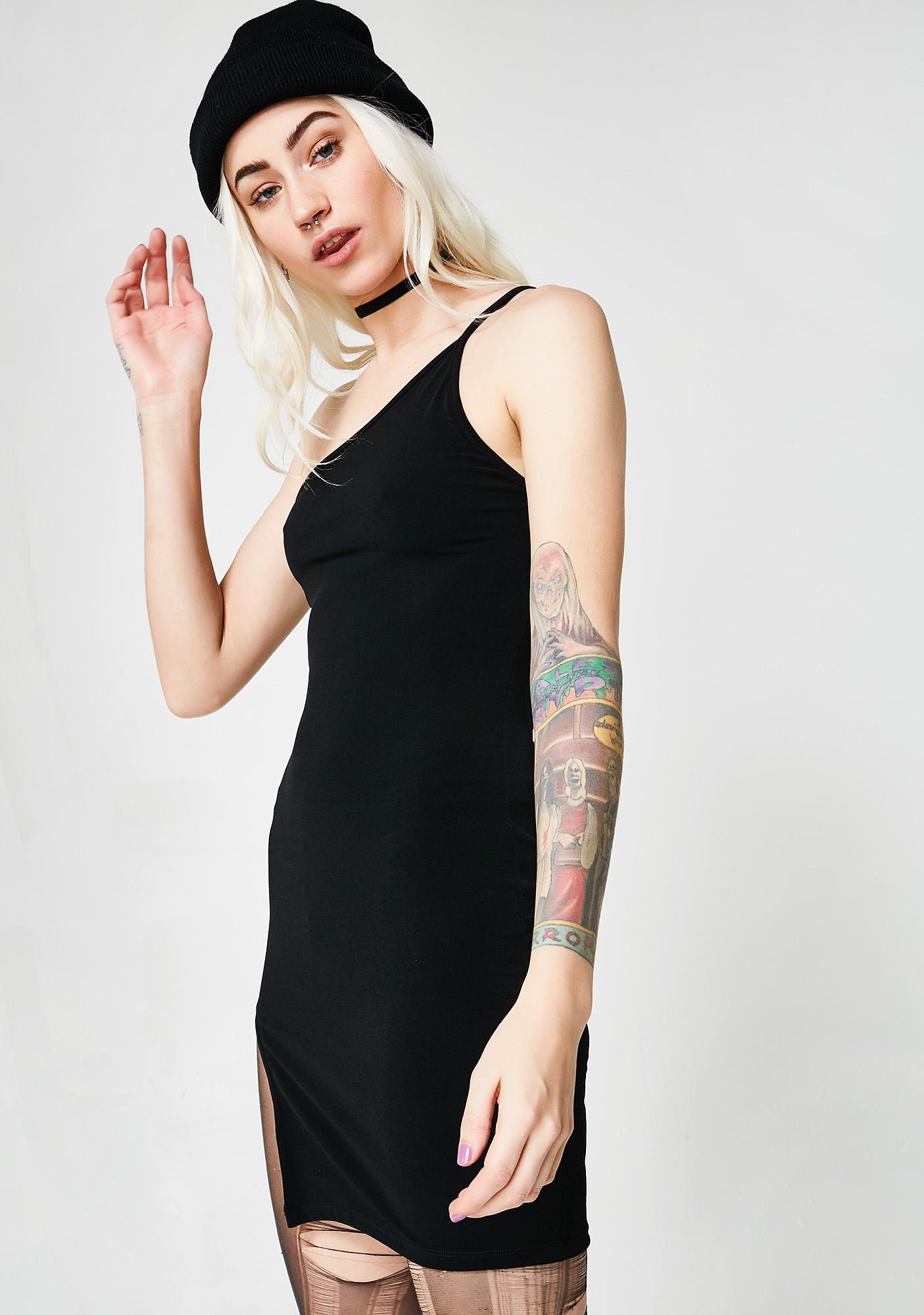 Motel Satchel Bodycon Dress