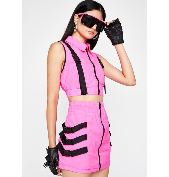 Pixie Solar Thangz Skirt Set