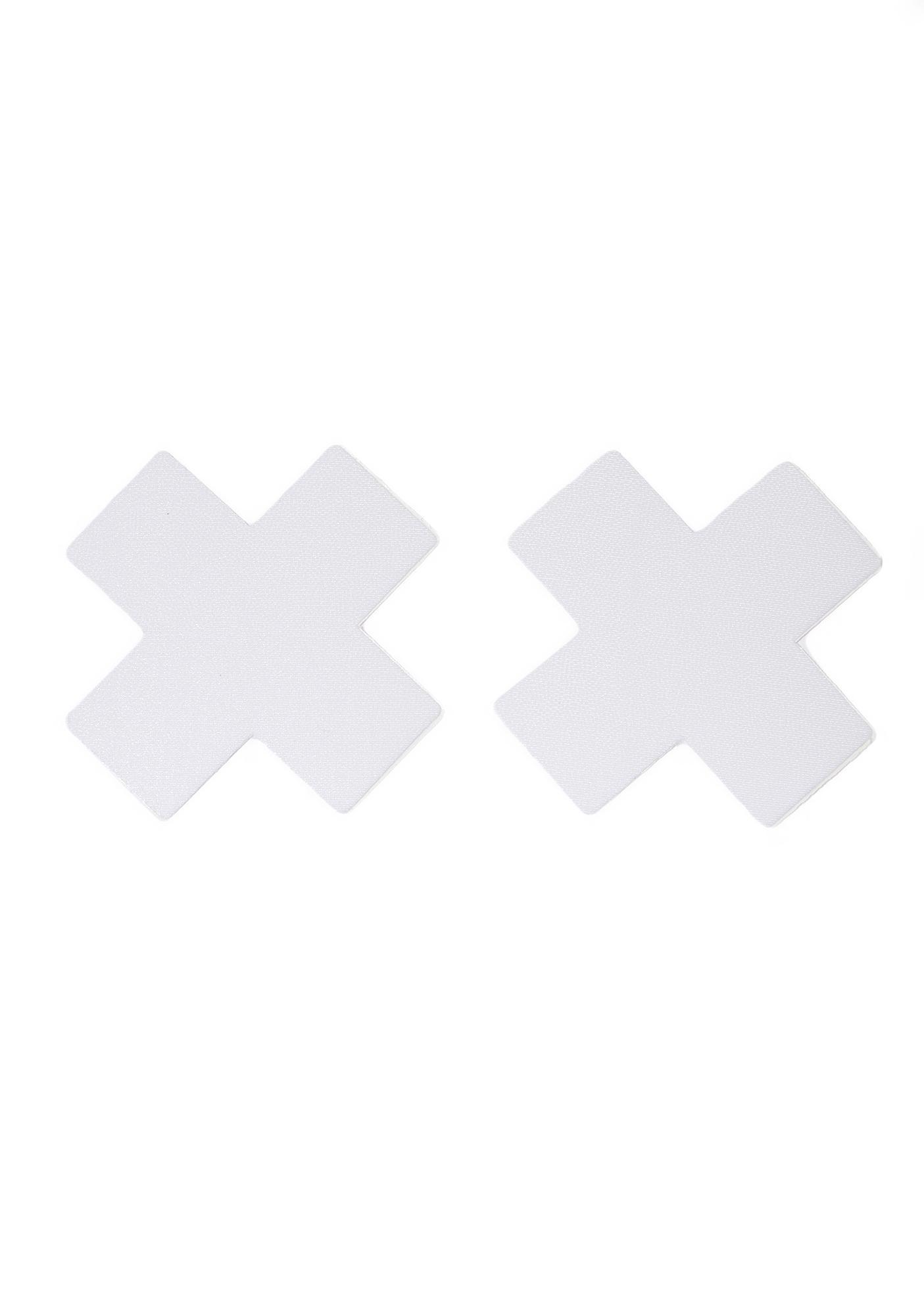 Pastease White Cross Pasties