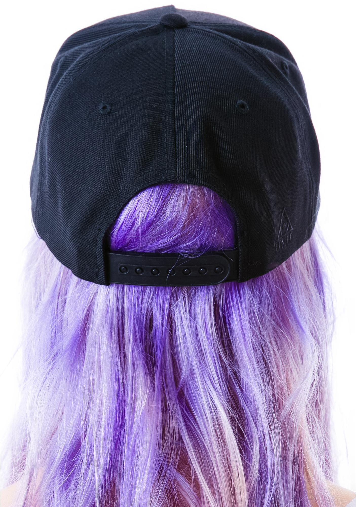 UNIF No One Cares Hat