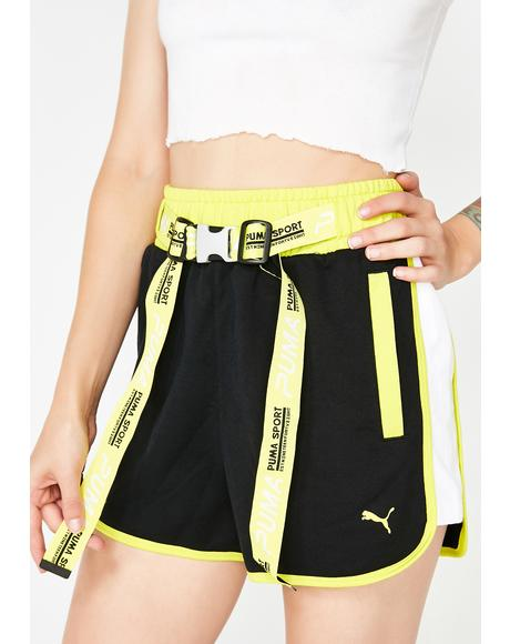 Xtreme Tape Highwaist Shorts