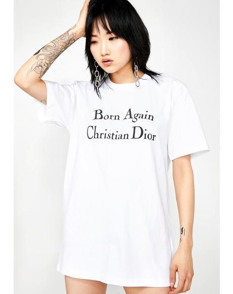 Born Again Tee