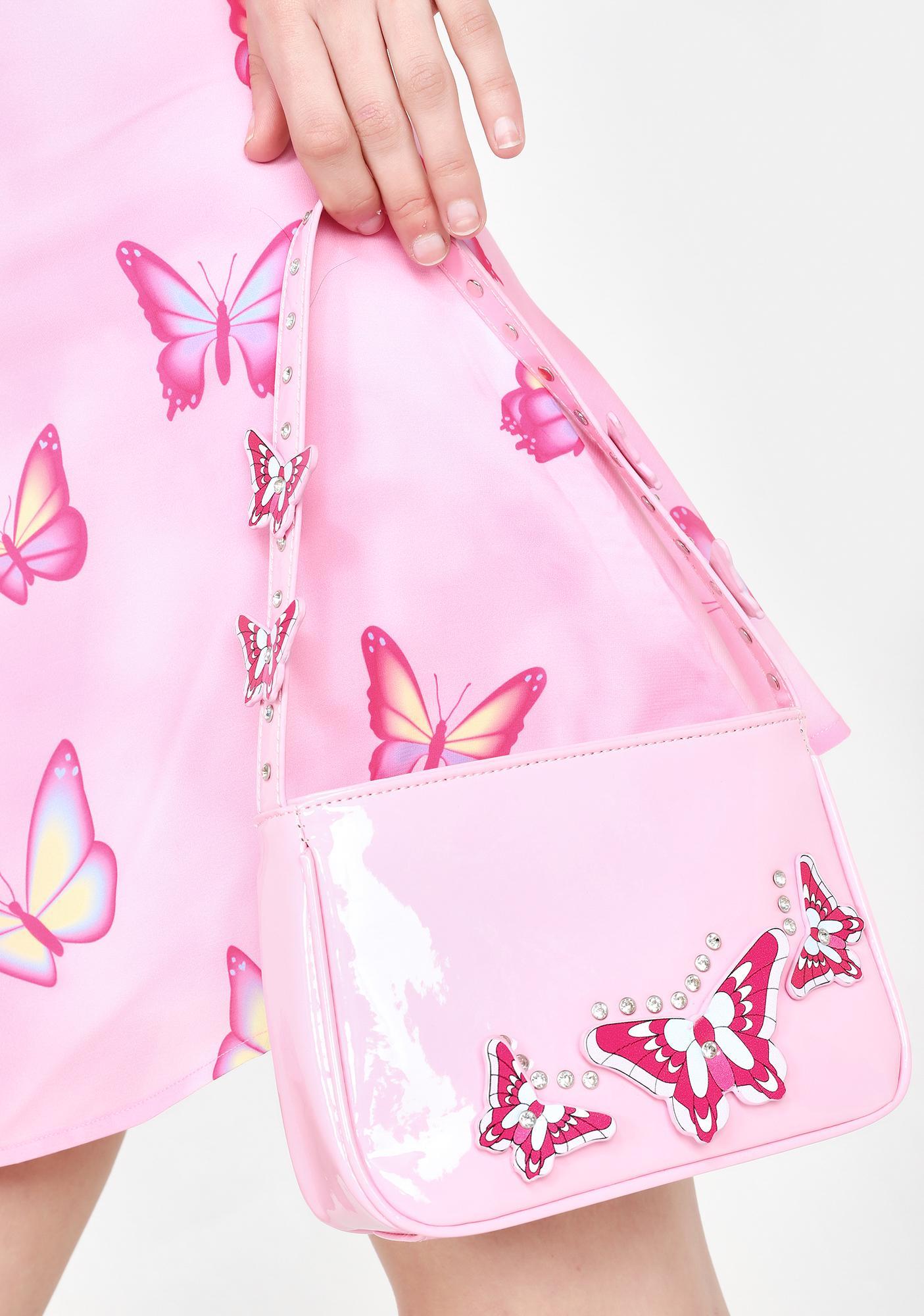 Sugar Thrillz Pampered Pixie Butterfly Purse